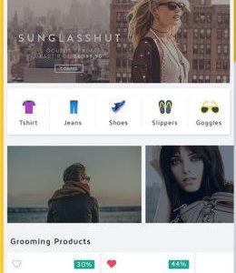 Android Onlneshop App