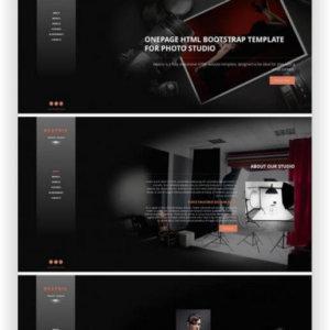 HTML Foto Thema