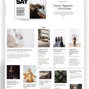 Portfolio Theme WordPress