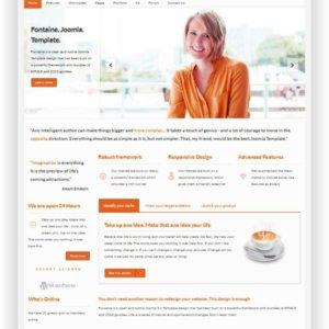 Joomla Firmenwebseite