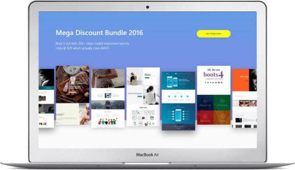 HTML5 Mega Bundle
