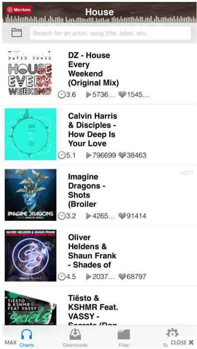 music downloader app