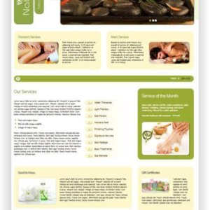 Joomla Kosmetik Webseite