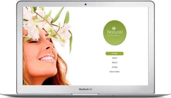 Joomla Beauty Template