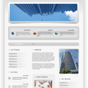 Joomla Business Theme