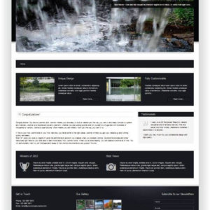 Joomla Eco Theme