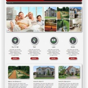 Joomla Real Estate Theme
