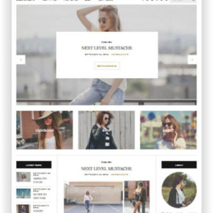Wordpress Lifestyle Magazine
