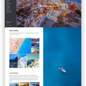 Hotel Theme WordPress