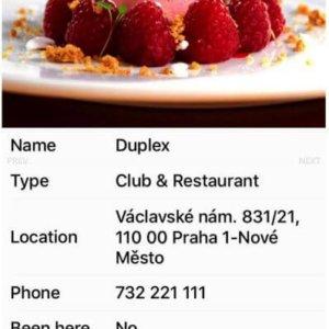 iOS Restaurant Finder