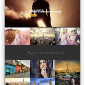 WordPress für Fotos