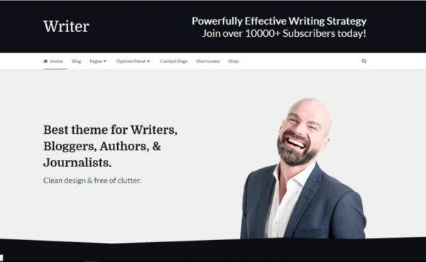 WordPress Thema für Blogger