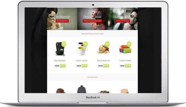 WooCommerce Theme Styleshop
