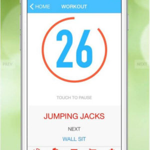 iOS Workout App