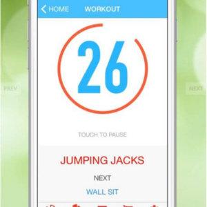 iOS Workout App