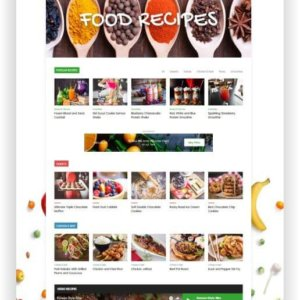 WordPress Multi Blog Theme