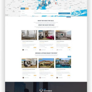 WordPress Real Estate