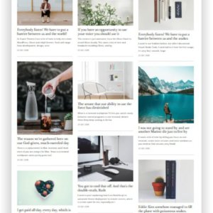 Ghost Blog Theme Maxima