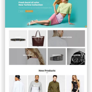 Gratis Magento Fashion Shop Thema