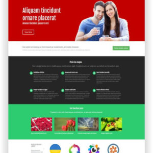 HTML5 Free Website Template