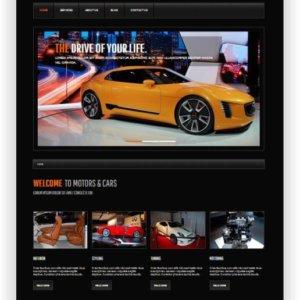 Joomla Motormagazine