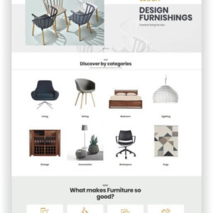 Magento 2 Furniture Theme