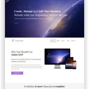 MotoCMS Business Theme