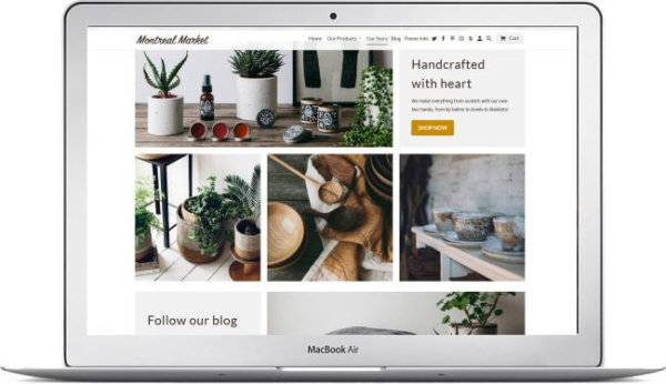 Bestes Shopify Thema