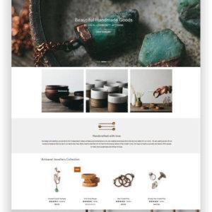 Shopify Retina Shop Theme
