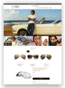 Shopify Sunglasses Store