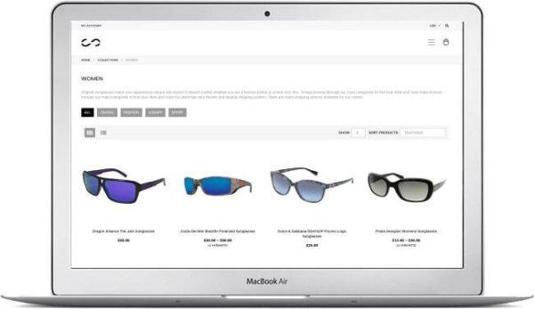 Shopify Eye Glasses Theme