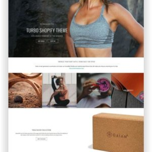 Shopify Turbo Theme Portland