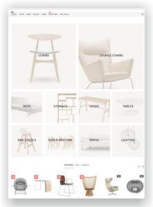 Shopify Interior Theme
