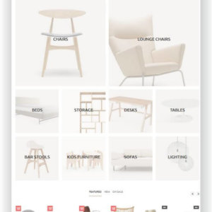 Shopify Interior Theme
