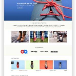 Ausgezeichnetes Shopify Theme
