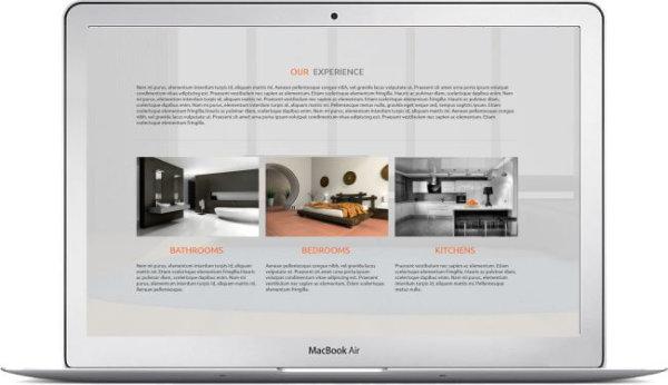 VirtueMart Furniture Shop Template