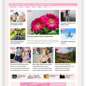WordPress Frauen Thema