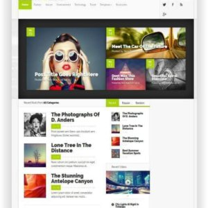 WordPress Magazin