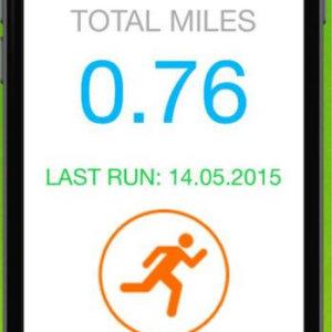 iOS Running App Template