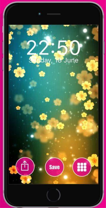 iOS Wallpaper App Template