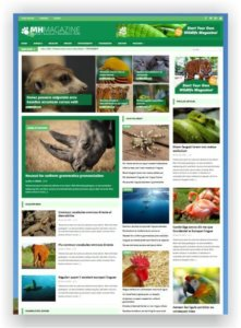 WordPress Wildlife Magazine