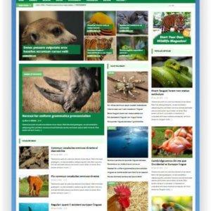 WordPress Wildlife Magazine