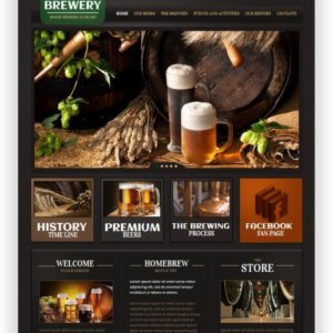 Brewery Website