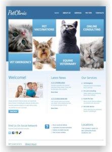 Pet Clinic Theme