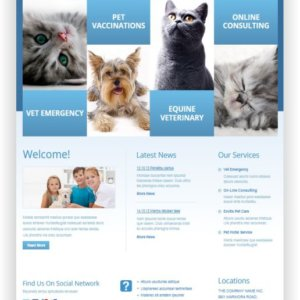 Pet Clinic Theme
