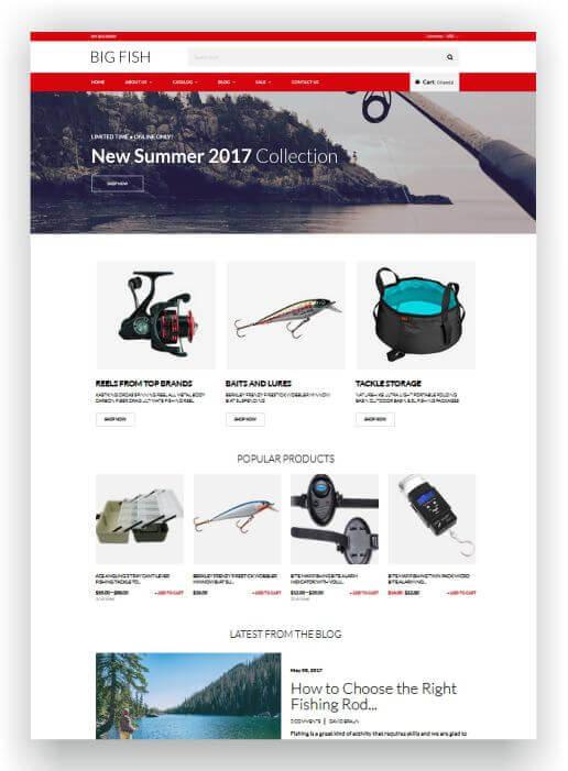 Shopify Multipurpose Theme
