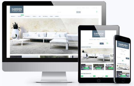 Shopify Furniture Shop Template
