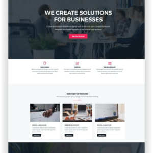 WordPress Business Pro Theme