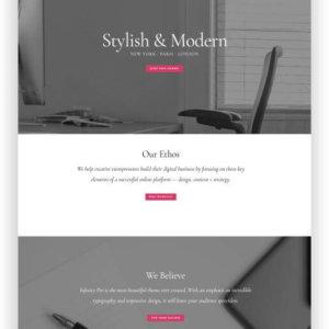 WordPress for digital business
