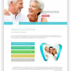 Joomla Dental Clinic Template